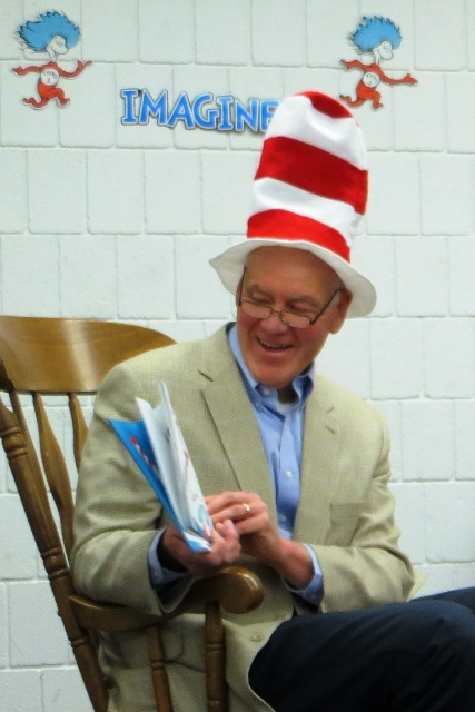 Stories and Fun with Mayor Mingus