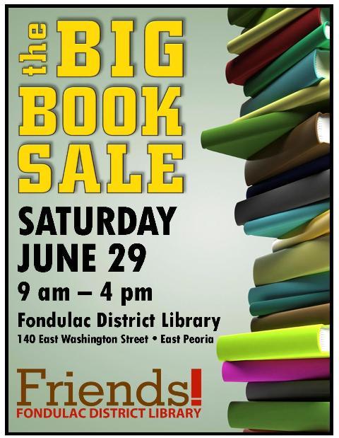 FDL Friends Booksale 2013