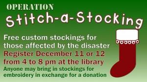 Operation Stitch-a-Stocking
