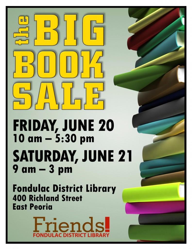 Big Book Sale 2014