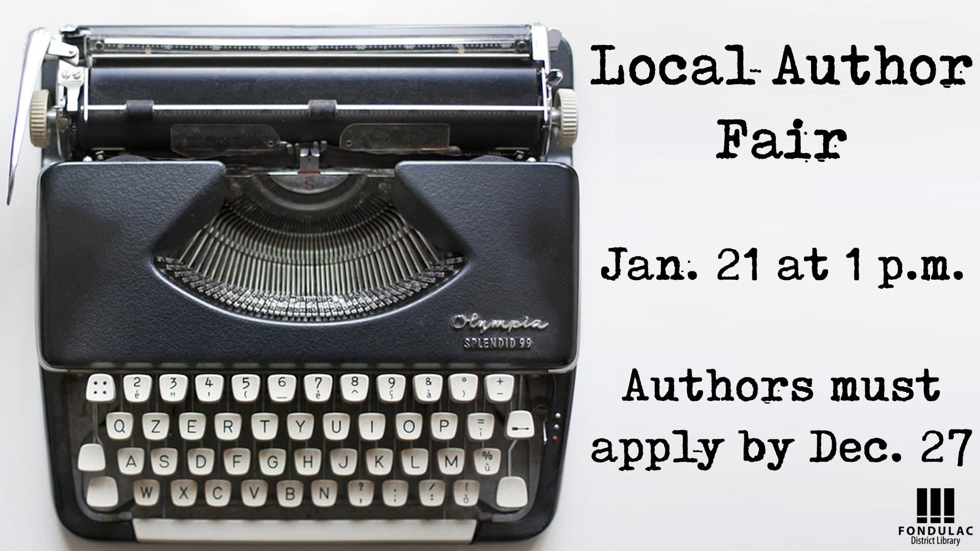 author-fair